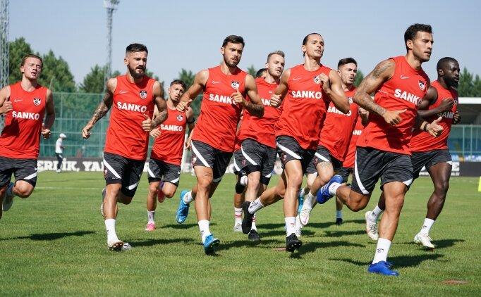 Gaziantep, yeni sezon hazırlıklarını sürdürdü