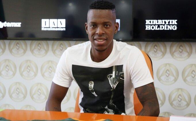 Braga'dan Alanyaspor'a transfer