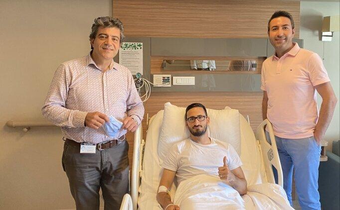 Erdoğan Yeşilyurt ameliyat edildi