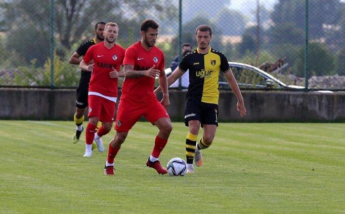 Gaziantep FK, 2-0'dan geri döndü