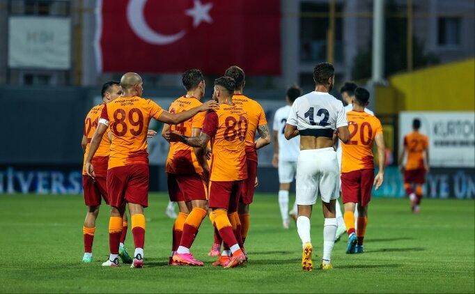 Galatasaray ile Kasımpaşa 35. randevuda