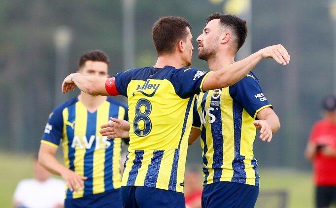 Fenerbahçe yeni sistemle ilk maçı kazandı