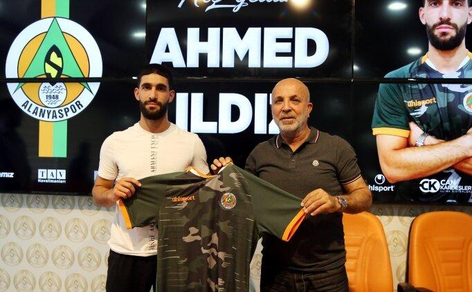 Alanyaspor, Ahmet Ildız ile 3 yıllık sözleşme imzaladı