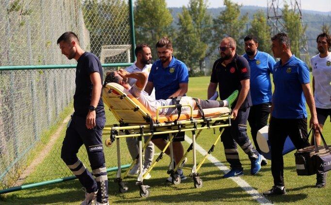 Malatyaspor'da talihsiz sakatlık: 6-8 ay yok