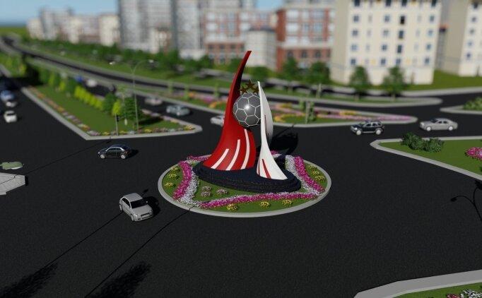 Sivas Belediyesi, Sivasspor için anıt yapacak