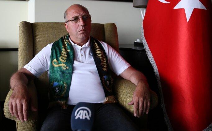 Kocaelispor, Mustafa Reşit Akçay'la devam etmek istiyor