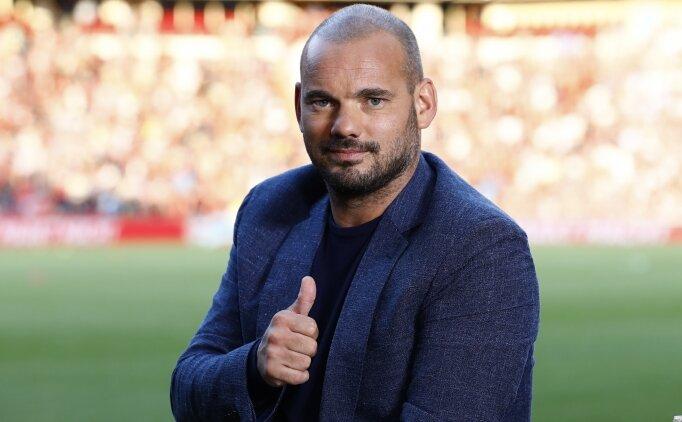 Wesley Sneijder: 'Bu oyun Galatasaray'a yakışmıyor'