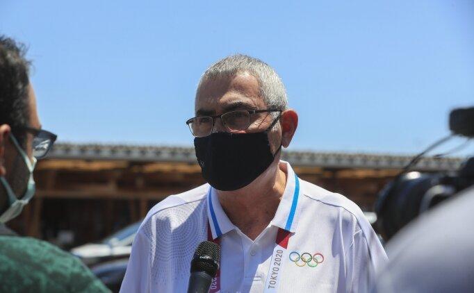 TMOK Başkanı Erdener: '2020 Tokyo Olimpiyat Oyunları'nın iptal edilme ihtimali gündemde yok'