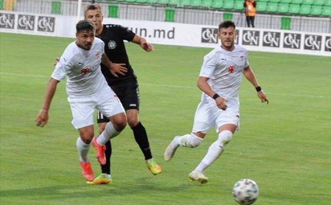 Sivasspor - Petrocub maçı canlı olarak Tuttur'da