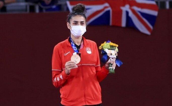 Hatice Kübra: 'Altın istiyordum ama nasip bronz oldu'