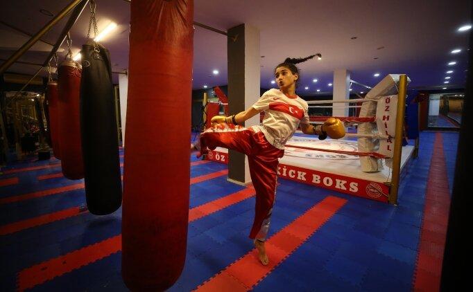 Hatice Nur Tunç: 'Avrupa şampiyonasında hedefim madalya'