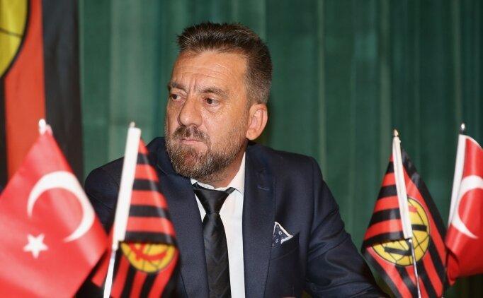 Eskişehirspor'da kayyum riski kalktı: Yeni başkan
