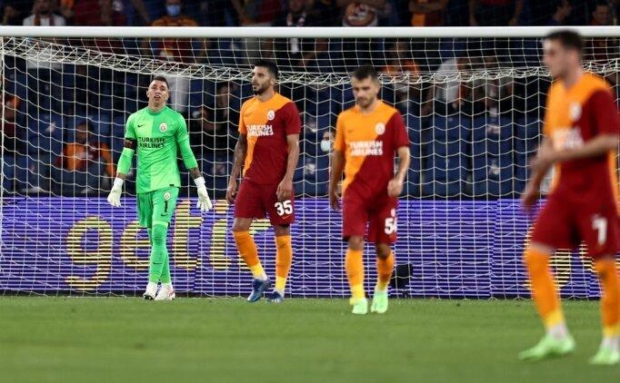 Galatasaray, Şampiyonlar Ligi'ne veda etti