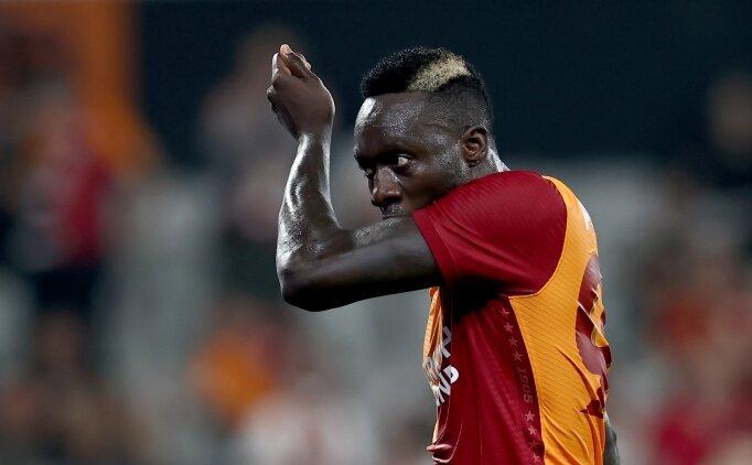 Galatasaray'da Diagne kararı: 5 milyon euro