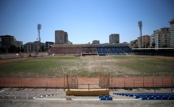 5 Ocak Fatih Terim Stadı'nın yıkımı başladı!