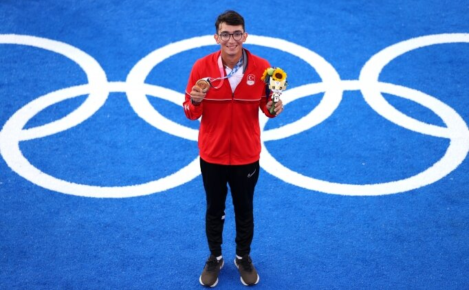 Türkiye, 94. olimpiyat madalyasını Mete Gazoz ile kazandı