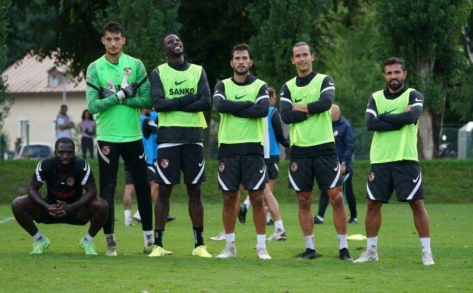Gaziantep FK, Avusturya kampını tamamladı