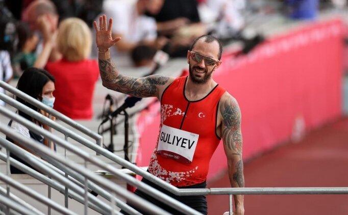 Ramil Guliyev yarı finalde koşma hakkını kazandı