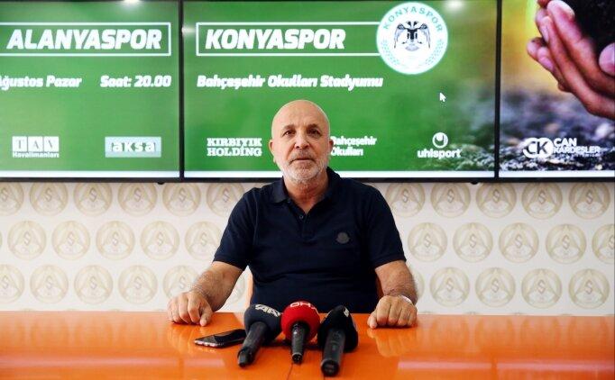 Alanyaspor ve Konyaspor'dan anlamlı maç