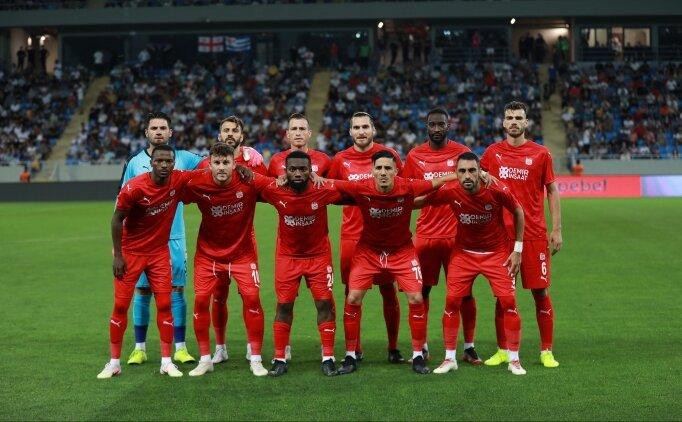 Sivasspor 90+5'te attı, galibiyetle döndü!