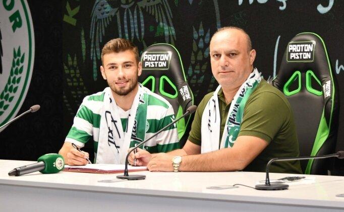 Konyaspor, Nafican Yardımcı'yı transfer etti