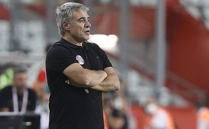 Ersun Yanal: 'Görülen iki kart bizi düşürdü'