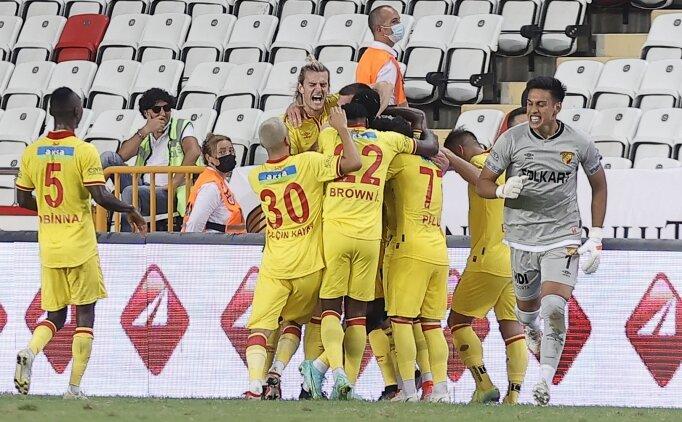 Göztepe'nin Süper Lig'de konuğu Yeni Malatyaspor