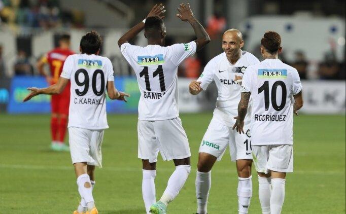 Altay, Süper Lig'in 2. haftasında Alanyaspor'a konuk olacak