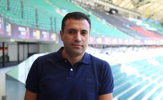 Fatih Özgökçen: 'Takım iyi, tek eksiğimiz seyirci'