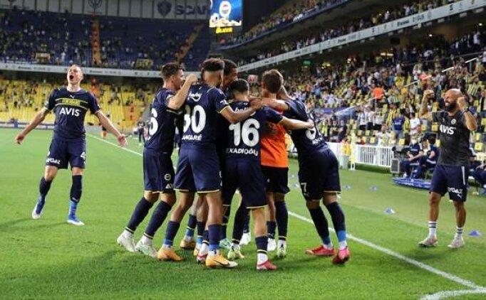 Fenerbahçe - Antalyaspor: İlk 11'ler