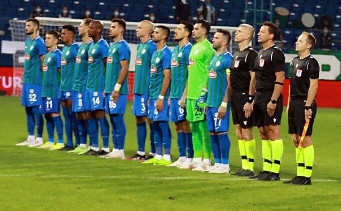 Çaykur Rizespor, Süper Lig'de Hatayspor ile karşılaşacak