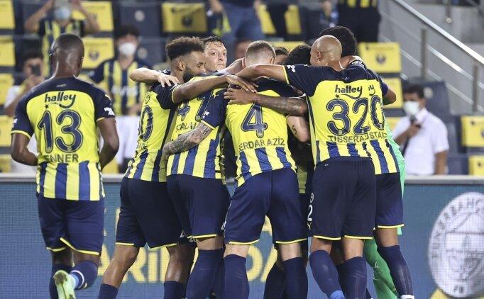 Fenerbahçe son nefeste 2-0 kazandı!