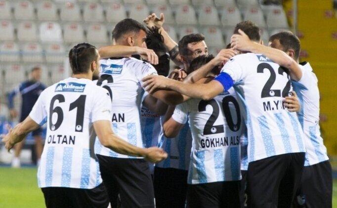 Erzurumspor'dan Manisa'da kritik galibiyet!