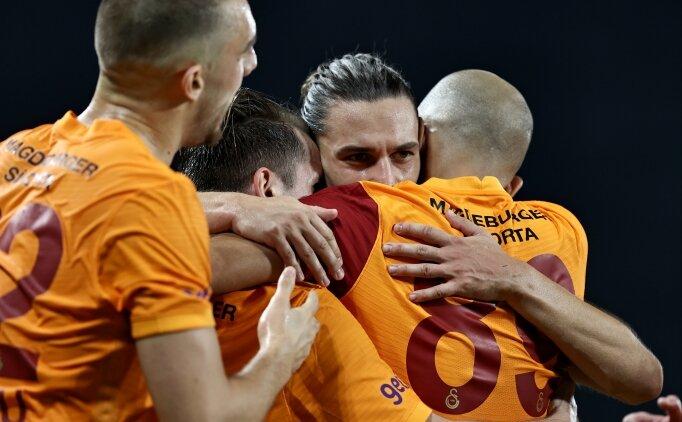 Galatasaray, 3. formasını açıkladı