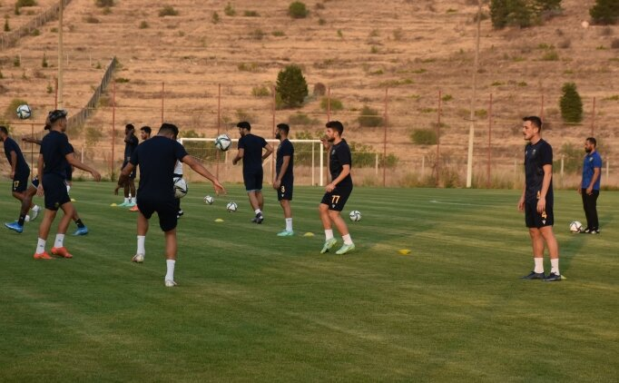 Malatyaspor, Beşiktaş'a hazırlanıyor