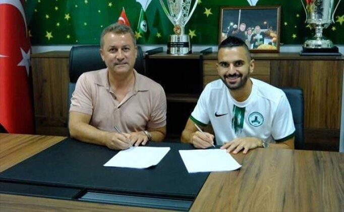 Giresunspor Aziz Eraltay'ı transfer etti