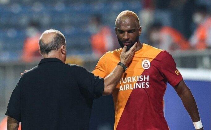 Galatasaray'da Ryan Babel kızağa çekiliyor!