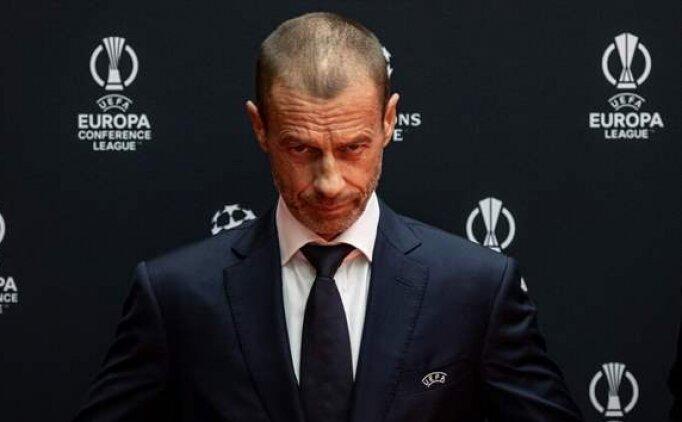 UEFA, Süper Lig'in baş aktörlerine açtığı davadan vazgeçti