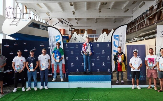 Yiğit Yalçın Çıtak, 21 Yaş Altı Laser Standard Dünya Şampiyonası'nda 5. oldu