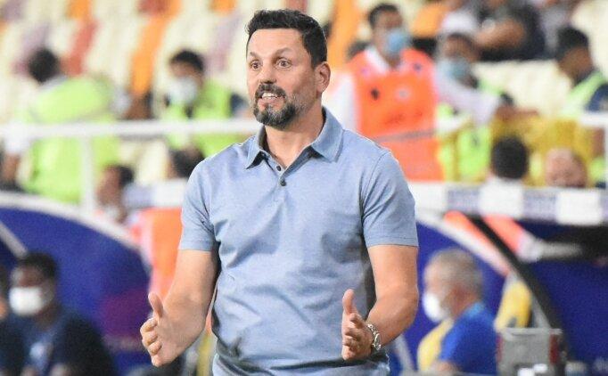 Erol Bulut'tan gol tepkisi ve transfer sözü!