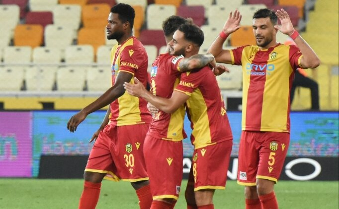Yeni Malatyaspor'da hedef Mounir Chouiar