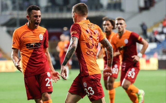 Galatasaray, Alanyaspor'u konuk edecek