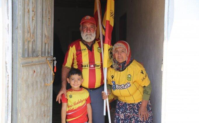 Maço Baba ve Fatma Nine'nin Yeni Malatyaspor mutluluğu