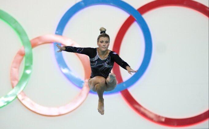 Artistik Cimnastik Dünya Challenge Kupası'nda ikinci eleme yarışları başladı