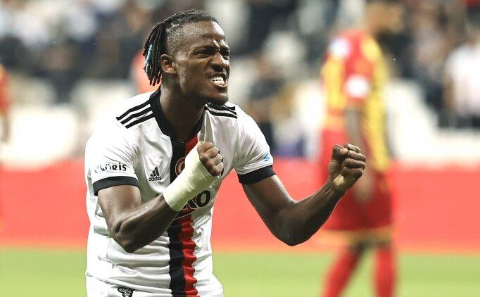 Sergen Yalçın: 'Michy Batshuayi belki 30 gol atar'