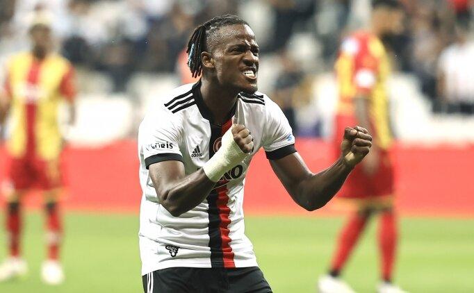 İlk yarı için ne dediler: Beşiktaş - Yeni Malatyaspor