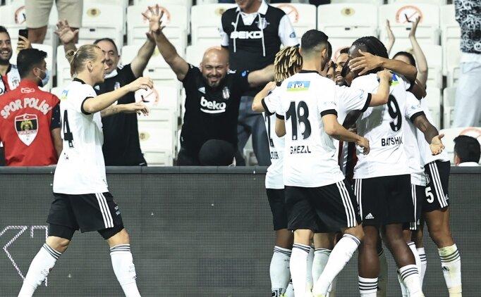 Beşiktaş'ta sakat oyuncuların son durumu