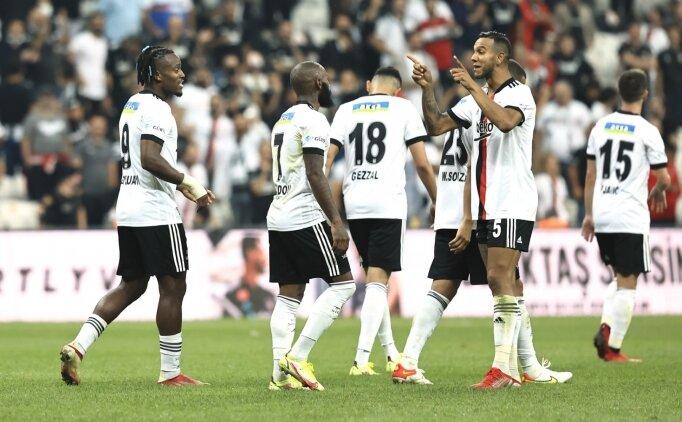 Beşiktaş'ta Dortmund maçı galibiyet primi: 14 milyon TL