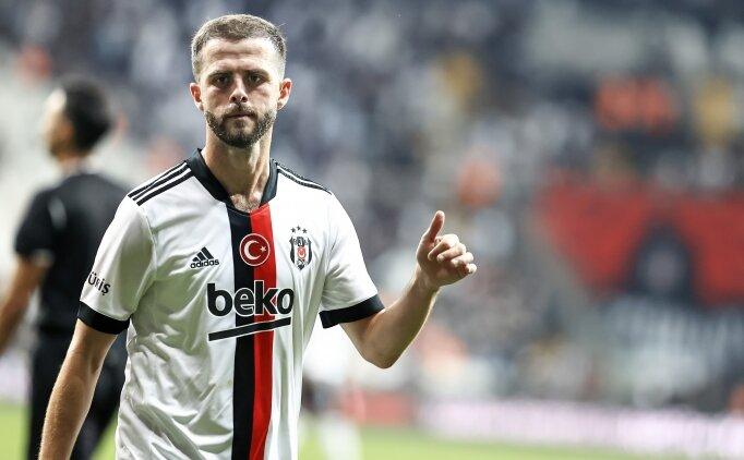Beşiktaş'ta 5 isim Başakşehir maçında yok