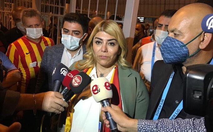 Mehmet Özhaseki: 'Hakemin bazı hatalı kararlarını gördük'